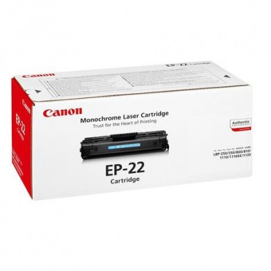 Laser Cartridge Canon EP-22 (HP C4092A), black (2500 pages) for LBP-800/810/1120/ HP LJ 1100/1100A