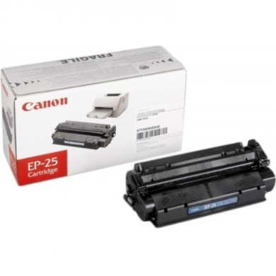 Laser Cartridge Canon EP-25 (HP C7115A), black (2500 pages) for LBP-1210/ HP LJ 1000w/1200