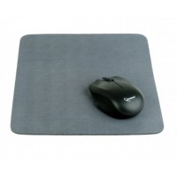 Gembird Mouse pad MP-A1B1-GREY, Cloth mouse pad, 220x250x4 mm, Grey