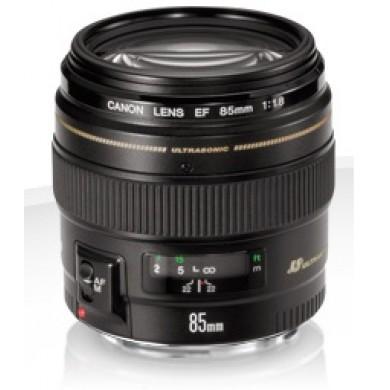 Prime Lens Canon EF 85 mm f/1.8 USM (2519A012)
