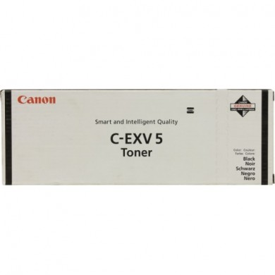 Toner Canon C-EXV5 Black (440g/appr. 7850 pages 6%) for iR1600,1610,2000,2010