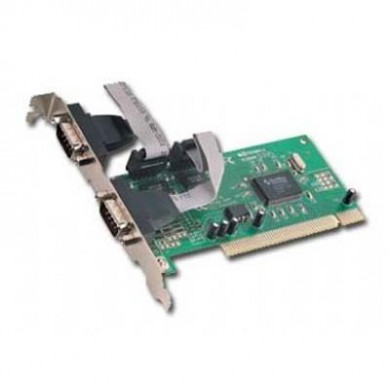 PCI Card - Gembird SPC-1, 2 x Serial ports, PCI add-on card