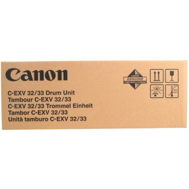 Drum Unit Canon C-EXV32/33, 140 000 pages A4 at 5% for iR2520/20i/25/25i/30/30i (169 000 pages A4 at 5% for iR2535/35i/40/45i)