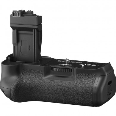 Battery Grip Canon BG-E8 (2 x LP-E8 or 6 x Size-AA), AF-ON button, W310g for EOS 700D,650D,600D,550D, Rebel T5i,T4i,T3i,T2i, Kiss X4