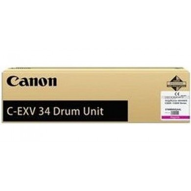 Drum Unit Canon C-EXV34 Magenta, 36 000 pages A4 at 5% for Canon ADV iRC2020L,20i,25L,25i,30L,30i