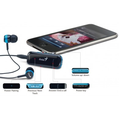 Casti Genius HS-905BT Bluetooth