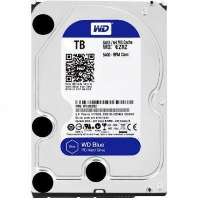 """3.5"""" HDD 1.0TB  Western Digital WD10EZEX Caviar® Blue™, 7200rpm, 64MB, SATAIII"""