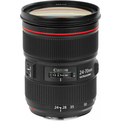 Zoom Lens Canon EF 24-70 mm f/2.8L II USM (5175B005)