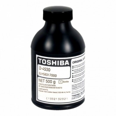 Developer Toshiba D-4530 (500g/appr.100 000 pages 6%) for e-STUDIO 256SE/306SE/356SE/459SE/506SE