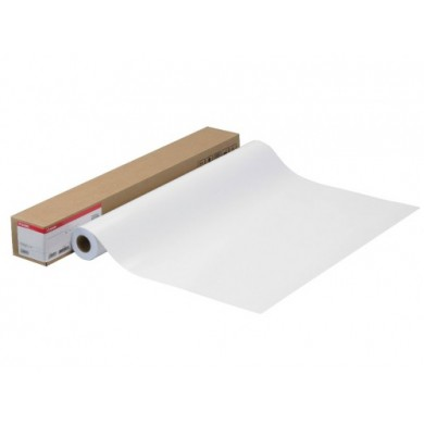 "Paper Canon Opaque White Rolle 24"" - A1 (610mm), 120 g/m2, 30m, Premium paper (General USE, Proofing and Production markets)"