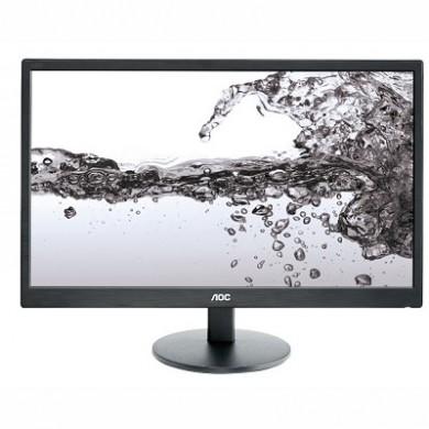 """21.5"""" Monitor AOC e2270swn / 5ms / Black"""