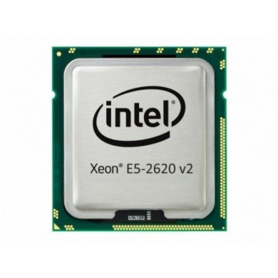 Intel Xeon 6C Processor Model E5-2620v2 80W 2.1GHz/1600MHz/15MB - for System x3650 M4