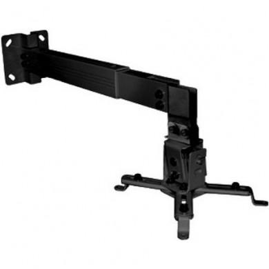 Sunne PRO02 Ceiling Projector Bracket, Ceiling to Projector 430-650mm, Tilt -15°~+15°,max 20 kg, Black