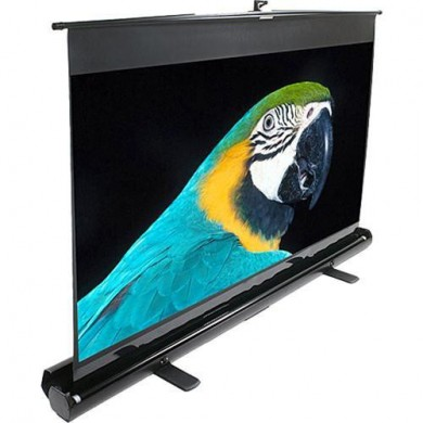 "Elite Screens 60""(4:3) 91,4x121,9cm ez Cinema Series Telescoping Pull Up Series, Black"