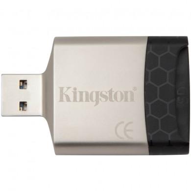 Card Reader Kingston MobileLite G4, USB3.0, SD/SDHC/SDXC, microSD/SDHC/SDXC, Dual Slot