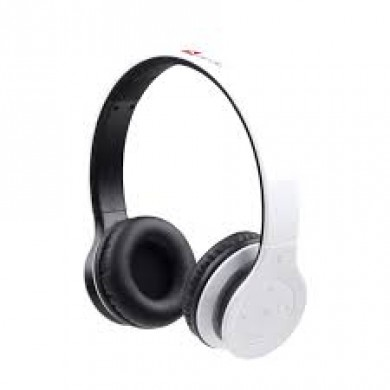 """Gembird BHP-BER-W  """"Berlin"""" - White, Bluetooth Stereo Headphones with built-in Microphone, Bluetooth v.3.0 + EDR, up to 250 hours of standby & 10 hours of listening time, distance: up to 10 m, Rechargeable 320mAh Li-ion battery, multifunction button"""