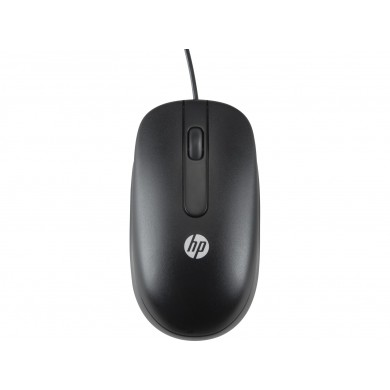HP USB Optical Mouse Black 800dpi