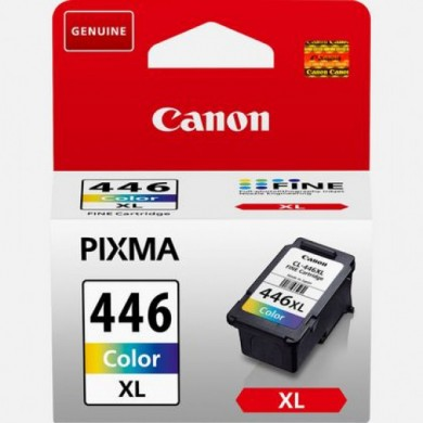 Ink Cartridge Canon CL-446XL, color (c.m.y), 13ml for PIXMA MG2440/2540/2940