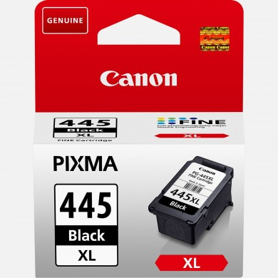 Ink Cartridge Canon PG-445XL, 15ml black for PIXMA MG2440/2540/2940
