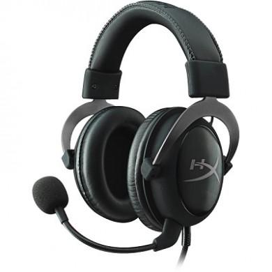 Casti Gaming HyperX Cloud II, metal, [KHX-HSCP-GM]