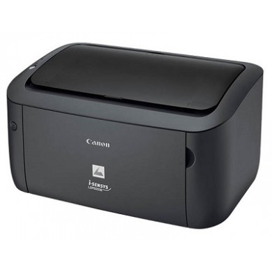 Printer Canon i-Sensys LBP6030 Black, A4, 2400x600 dpi, 18ppm, 60-163 g/m2, 32Мb+SCoA Win, CAPT, Max. 5k pages per month, Paper Input: 150-sheet tray, 7.8 seconds First Print Out Time, USB 2.0, Cartridge 725 (1600 pages 5%) 700 pages starter