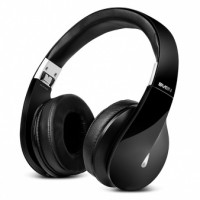 SVEN AP-B570MV, Bluetooth Headphones with microphone, Bluetooth v.4.0, operation time with battery up to 25 hours, range of action up to 10 m, track switching control possibility, Wired / wireless audio signal transmission Black