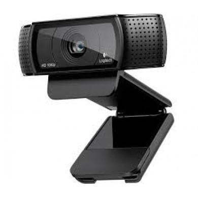 Logitech HD PRO Webcam C920, Microphone(dual stereo),  Full HD 1080p video calls & recording, up 15 Megapixel images, H.264 video standard, Carl Zeiss® optics with Autofocus, USB 2.0