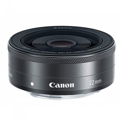 Prime Lens Canon EF-M 22 mm f/2 STM (5985B005)