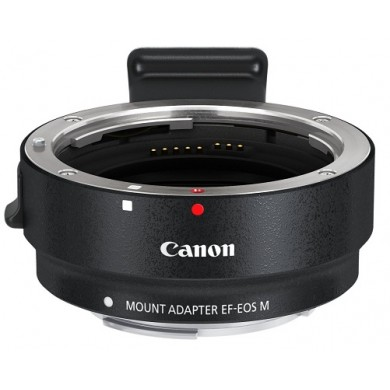 CANON Mount Adapter EOS M for Lenses EF & EF-S (6098B005)