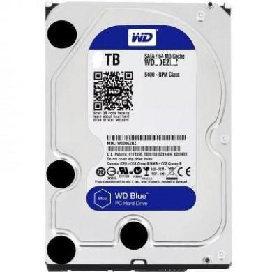 """3.5"""" HDD 2.0TB  Western Digital WD20EZRZ Caviar® Blue™, 5400rpm, 64MB, SATAIII"""