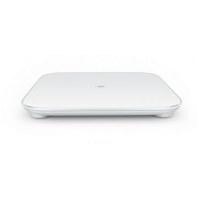 """XIAOMI """"Mi Smart Scale"""" (Mi_05218), White, Function:Weight Measuring, Weighing range: 5 kg-150kg, Bluetooth 4.0, support Android / iOS APP, Panel material: ultra-white glass"""