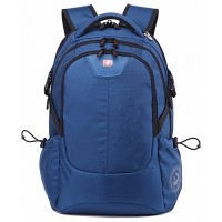 "15.6"" NB Backpack - SUMDEX RED (S) ""City II"", Blue, Main Compartment: 38 x 28 x 4 cm, Dimensions: 46 x 33 x 20 cm"