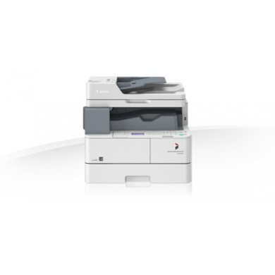 MFP Canon iR1435IF, Mono Printer/Copier/Color Scanner/Fax, DADF(50-sheet), Duplex, Net,  A4, 600x600 dpi, 35ppm, 25–400%,256Mb,Paper Input (Standard) 500-sheet tray, USB 2.0, Set - Drum Unit: 35500 pag, Not in set - Cartridge C-EXV50 (17600 pages 5%)