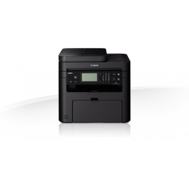 MFD Canon i-Sensys MF237W, Mono Printer/Copier/Color Scanner/Fax,ADF(35-sheet),Net,WiFi, A4, 256Mb, 1200x1200dpi, 23 ppm, 60-163г/м2, Scan 9600x9600dpi-24 bit, 250sheet tray,100/1000 Base TX,USB 2.0, Max.15k pages per month,Cartridge 737(2400 pages*)