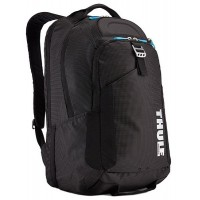 "15"" NB Backpack  THULE - Crossover 32L, Black, Safe-zone, Dobby Nylon, Dimensions: 31.5 x 31 x 47 cm, Weight 1 kg, Volume 32L"