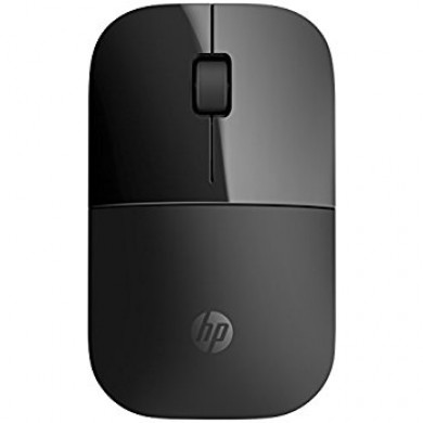 HP Z3700 Wireless Mouse - Black Onyx.