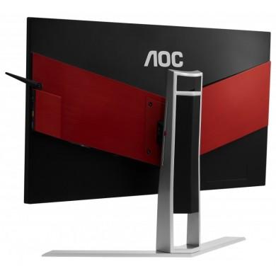 "23.8"" Gaming monitor AGON AG241QX / 1ms / 144Hz / Black"