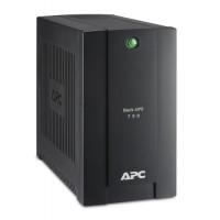 APC Back-UPS BC750-RS, 750VA/415W, 4 x CEE 7/7 Schuko (3 Battery Backup, all 4 Surge Protected), LED indicators, PowerChute USB Port