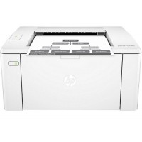 Printer HP LaserJet Pro M102a, White, A4, 600 dpi, up to 22 ppm, 128MB, Up to 10000 pages/month, USB 2.0,  PCLmS, Cartridge CF217A  (~1600 pages), Drum CF219A  (~12000 pages)