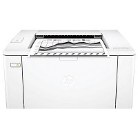 Printer HP LaserJet Pro M102w, White, A4, 600 dpi, up to 22 ppm, 128MB, Up to 10000 pages/month, USB 2.0, Wi-Fi 802.11b/g/n, HP ePrint, PCLmS, Cartridge CF217A  (~1600 pages), Drum CF219A  (~12000 pages)