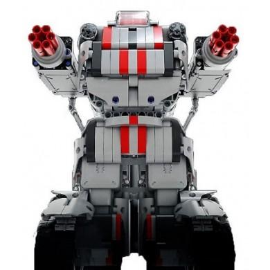 "XIAOMI ""MITU Mi Bunny Block Robot - Builder"" Toy Block Robot, CPU STM32 72 MHz 32-bit, Flash memory 32MB, Dimensions 380x320x90 mm, 978 details, BT, 2.4GHz (connection sensor), Wi-Fi supports Type-C extension, 1700 mAh, Gyro sensor, Mobile RC"