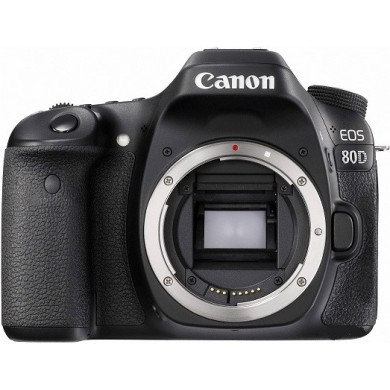 DSLR Camera CANON EOS 80D Body (1263C031)