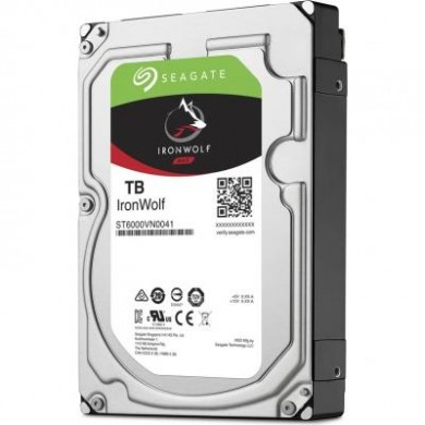 """3.5"""" HDD 3.0TB  Seagate ST3000VN007  IronWolf™ NAS, 5900rpm, 64MB, SATAIII"""