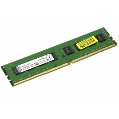 8GB DDR4-2400  Kingston ValueRam, PC19200,  CL17, 1.2V