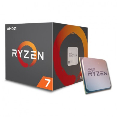 AMD Ryzen 5 1600, Socket AM4, 3.2-3.6GHz (6C/12T), 16MB L3, No Integrated GPU, 14nm 65W, Box (with Wraith Spire Cooler)