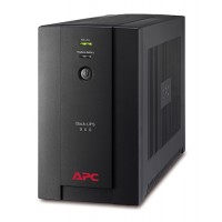 APC Back-UPS BX950U-GR, 950VA/480W, AVR, 4 x CEE 7/7 Schuko (all 4 Battery Backup + Surge Protected), RJ-11 Data Line Protection, LED indicators, PowerChute USB Port