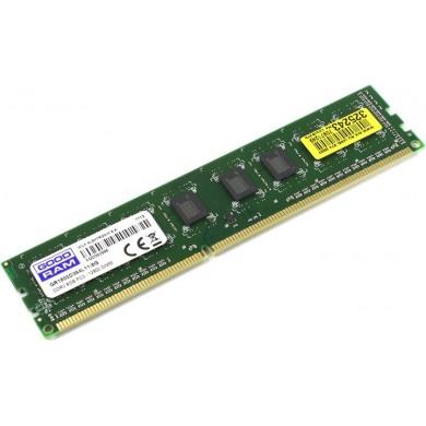 8GB DDR3-1600  GOODRAM, PC12800, CL11