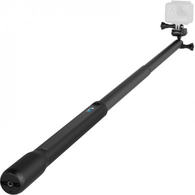 GoPro El Grande (38in Extension Pole) -97cm aluminum extension pole to capture new perspectives closer to the action, compatible with all GoPro cameras