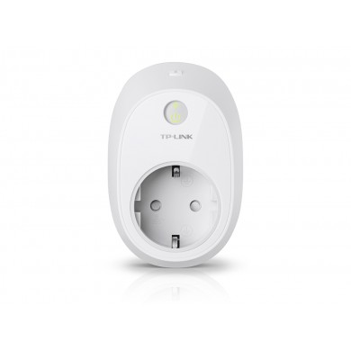 TP-LINK HS110, Smart Wi-Fi Plug with Energy Monitoring, Wifi, Remote Access, Scheduling, Away Mode, Voice Control (The Google Assistant), 16A (3,68 кВт)