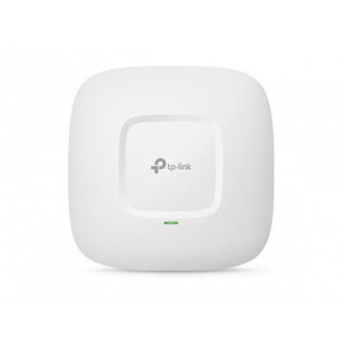 TP-LINK Auranet CAP300-Outdoor  N300 Wireless Outdoor Mount Access Point, 300Mbps 2.4GHz, 802.11n/g/b, 1 Lan, PoE Supported, Multi-SSID, with 2*5dbi internal antennas, Captive portal, Reboot Schedule, Rate limit on per SSID, FAT/FIT